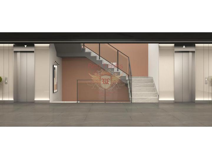 Двухуровневые апартаменты 3+1 Оваджык-Фетхие, Квартира в Фетхие Турция