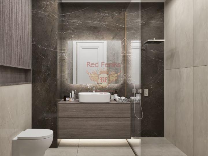 Квартира 3 + 1 Дуплекс в Чалыше – Фетхие, Квартира в Фетхие Турция