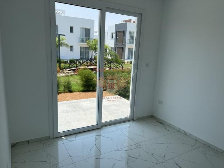 Двухэтажные виллы 4+1 160 кв.м в Белеке на стадии строительства в рассрочку, купить дом в Анталия