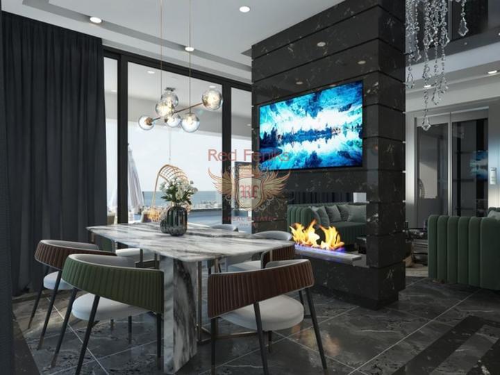 Квартиры в Ларе 150 метрах от моря, купить квартиру в Анталия