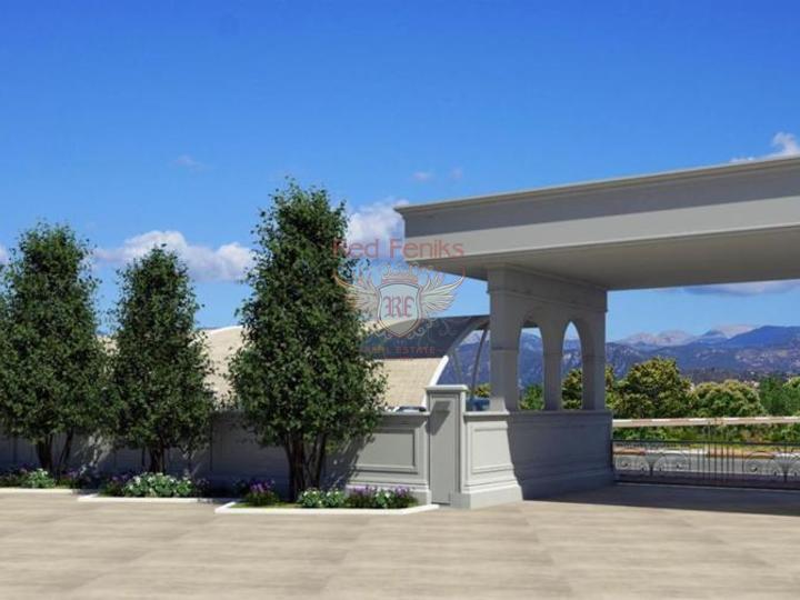 Резиденции - квартиры 1+1 в новом жилом комплексе в Стамбуле, Квартира в Стамбул Турция