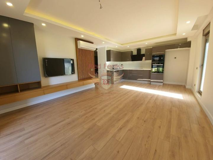 For Sale Duplex apartment 2 + 1 on the first coastline of Fethiye-Calis, sea view apartment for sale in Turkey, buy apartment in Fethiye, house in Fethiye buy