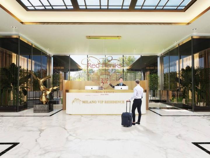 Уютные 2 + 1 квартиры в комплексе Чалыше-Фетхие. Хорошая инвестиция, купить квартиру в Фетхие