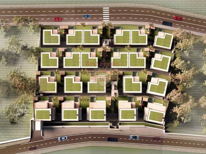 Студии и апартаменты с прямым доступом к песчанному пляжу в рассрочку от застройщика!, Квартира в Фамагуста Северный Кипр