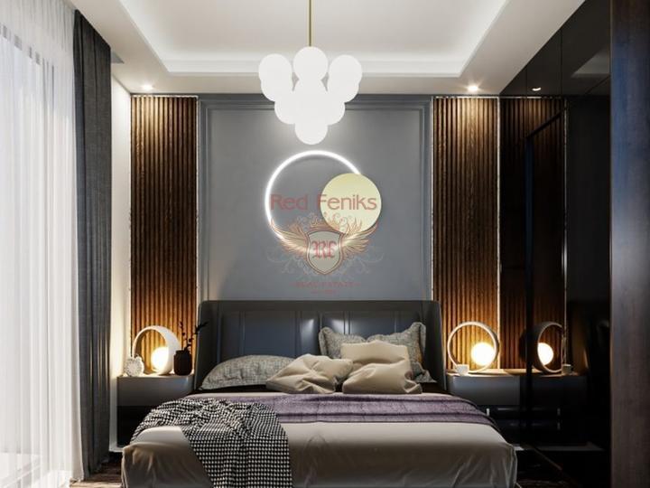 Выгодная инвестиция, квартиры 4+1 в Алании, Квартира в Алания Турция