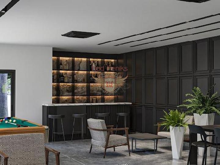 Роскошные виллы 5+1 люксового класса в Дошемеалты, Вилла в Анталия Турция