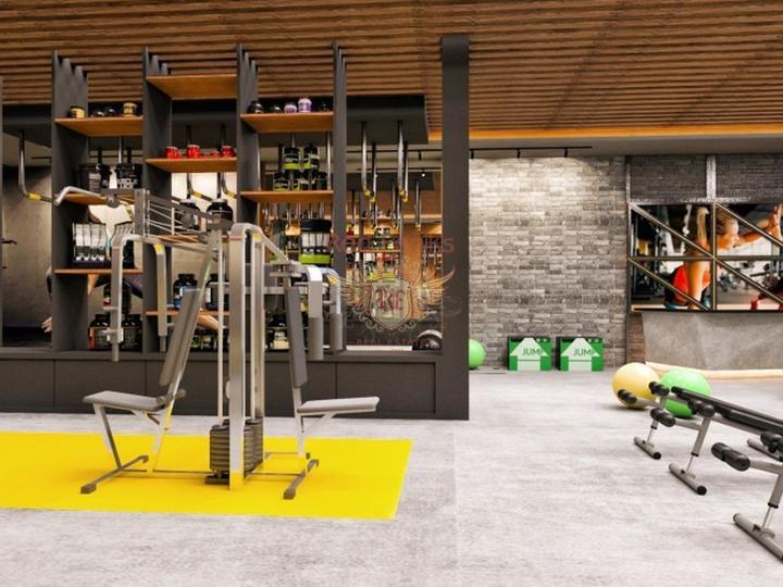 Выгодная инвестиция, квартиры 2+1 в Алании, купить квартиру в Алания