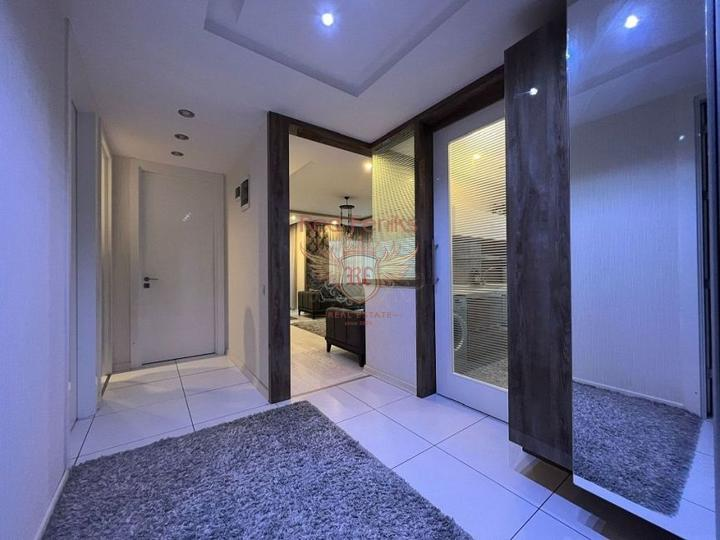 New project, 2 + 1 apartments in Oba, Alanya, sea view apartment for sale in Turkey, buy apartment in Alanya, house in Alanya buy