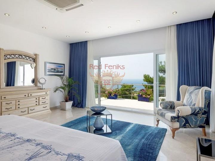 Великолепное роскошное полностью меблированное бунгало, Дом в Кирения Северный Кипр