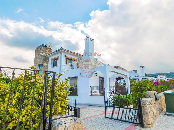 Villas in Fethiye, near the sea for sale, house near the sea Turkey