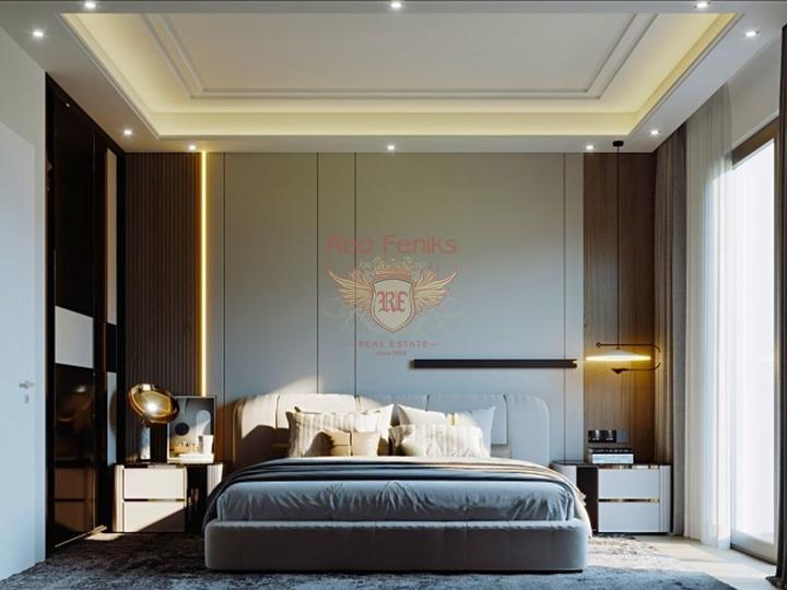 Квартиры в Анталии для инвестиций и роскошной жизни с возможностью получения турецкого гражданства для всей семьи, Квартира в Анталия Турция