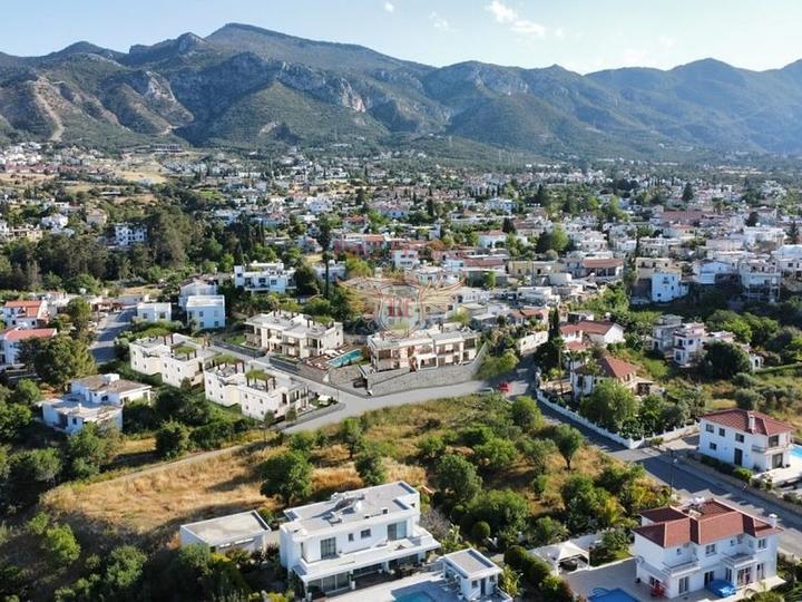 Роскошные виллы 5+1 люксового класса в Дошемеалты, Дом в Анталия Турция