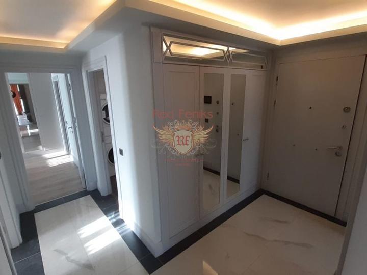 РОСКОШНЫЕ КВАРТИРЫ 3+1 С ГАРАНТИЕЙ АРЕНДЫ, купить квартиру в Стамбул