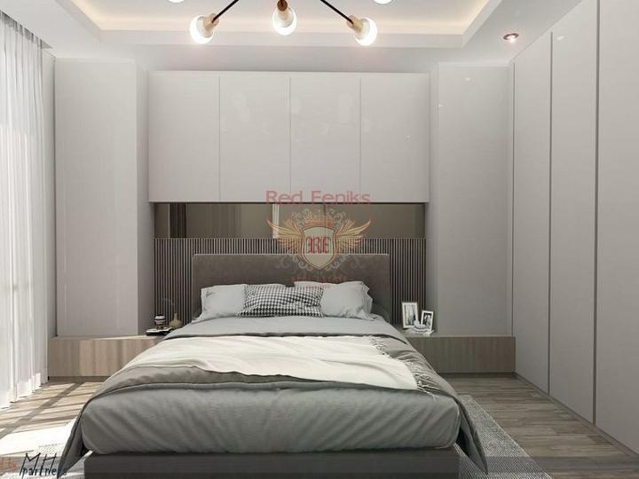 Triplex Villa in Ovagik Fethiye for sale, house near the sea Turkey