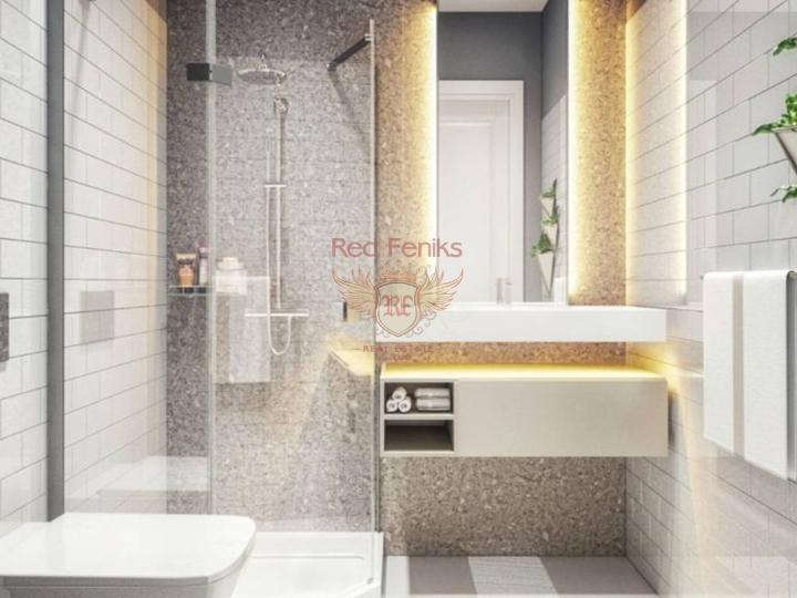 Недвижимость в Стамбуле. Кандилли люкс апартаменты 2+1, Квартира в Стамбул Турция