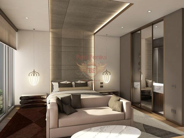 РОСКОШНЫЕ КВАРТИРЫ 2+1 С ГАРАНТИЕЙ АРЕНДЫ, Квартира в Стамбул Турция
