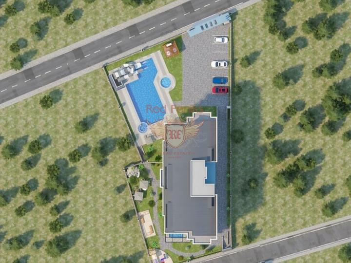 Самый крупный особняк ультра класса 5+1 в Анталии с возможностью получения турецкого гражданства, Дом в Анталия Турция
