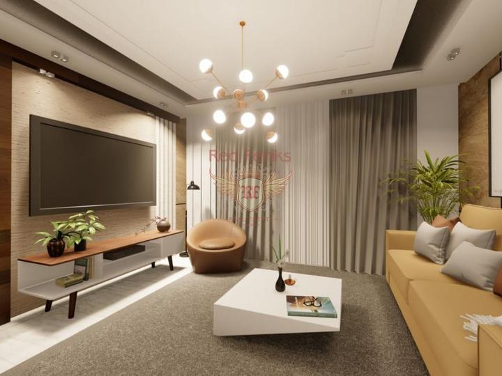 Вилла 4 спальни в Лапте, Вилла в Кирения Северный Кипр