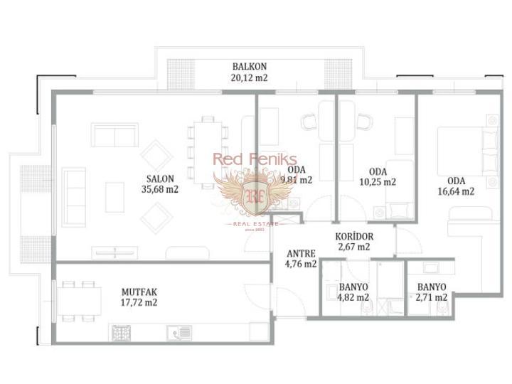 Exklusive Villa in Ovacik Fethiye zu verkaufen. 1.500 m2 Land, Turkey Immobilien, Immobilien in Turkey