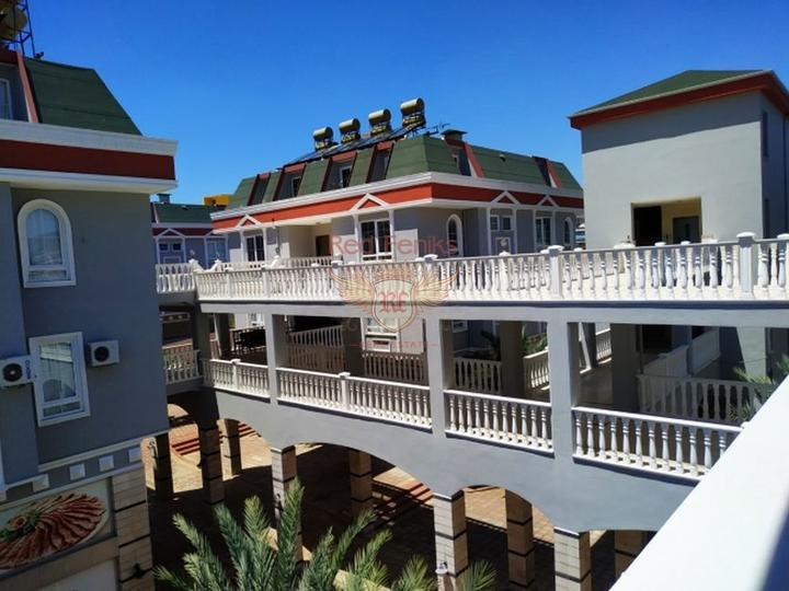 New project, 3 + 1 apartments (duplexes) in Oba, Alanya, apartment for sale in Alanya, sale apartment in Alanya, buy home in Turkey