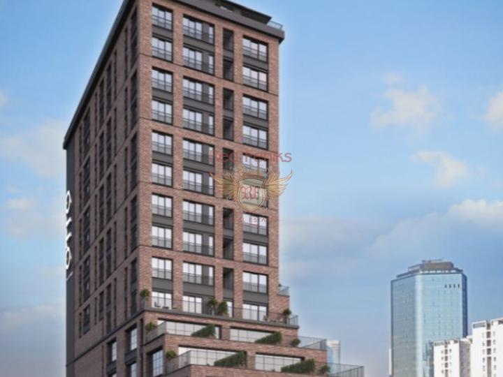 Der Villenkomplex besteht aus 12 Tanuhauses (Triplex) mit einer Fläche von jeweils 280 m2.