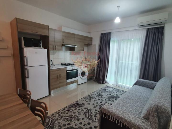Срочная продажа квартиры с 1 спальней в Кирении, Квартира в Кирения Северный Кипр