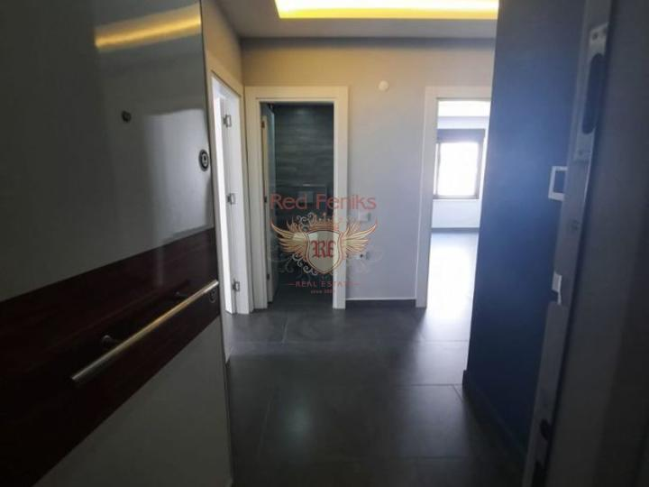 Квартира 2+1 в новом доме. Махмутлар, купить квартиру в Алания