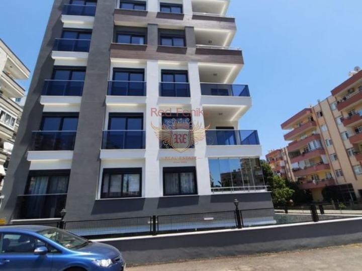 Квартира в новом доме Район: Махмутлар До моря: 250-300 м 2+1 105 м2 3 этаж из 6 Направление: северо-восток Дом: 2020 г.