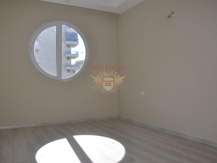 Квартира 2+1 в новом комплексе, Квартира в Алания Турция