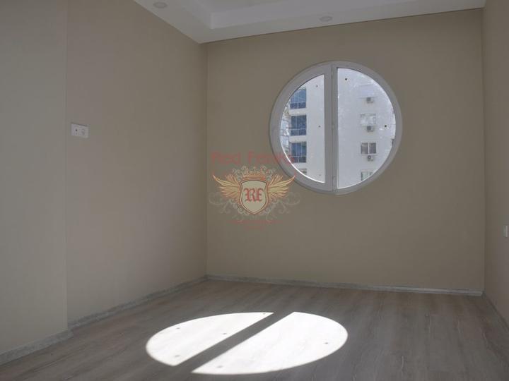 Квартира 2+1 в новом комплексе, купить квартиру в Алания