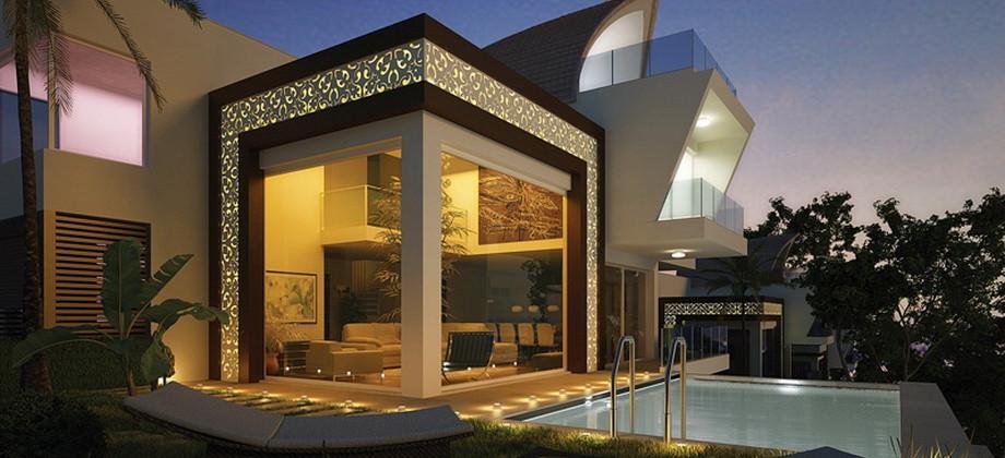 Классные  дома
