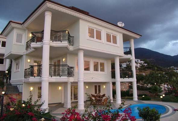 Красивые виллы в турции купить отель в доминикане