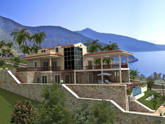 Продажа домов вилл в турции недвижимость на солнечном берегу вторичка недорогая
