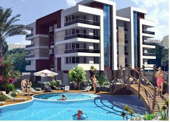 Сколько стоит квартира в турции в рублях новый отель дубай